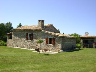 Beautiful stone built holiday house - Pazin vacation rentals