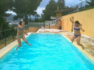 Luxury apartment in Villa with pool - Andora vacation rentals