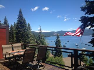 Luxury Lake Front, Stunning Views from 3 Levels - North Tahoe vacation rentals