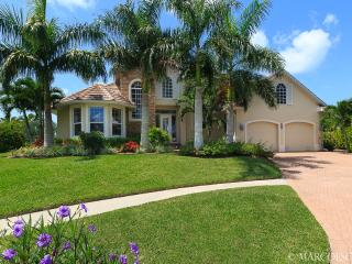 COTTONWOOD - South Exposure, Desirable West Central Island Location ! - Marco Island vacation rentals