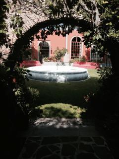 Beautiful San Miguel de Allende Condo/ Aurora Arts District/gated Hacienda serenity - San Miguel de Allende vacation rentals