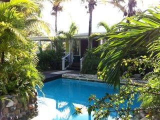 Palm-Frangipani Cottage at Le Jardin Creole - Antigua vacation rentals
