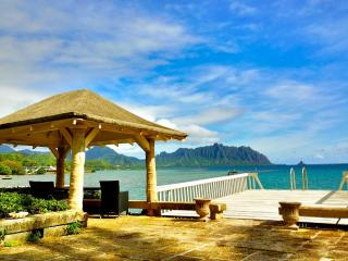 OCEANFRONT  DREAMHOUSE RETREAT - Kaneohe vacation rentals