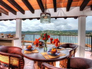 EL NIDO, 2bed/2bath, penthouse, views, luxury - Sayulita vacation rentals