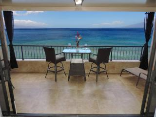 Maui Kai 805 open lanai 180 degree views - Ka'anapali vacation rentals