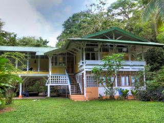 Bilbo: A Historic Beach Front Estate - Limon vacation rentals