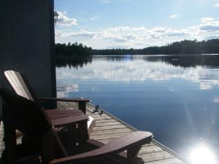 Loon Lake Waterfront Cottage - near Westport, ON - Rideau Lakes vacation rentals