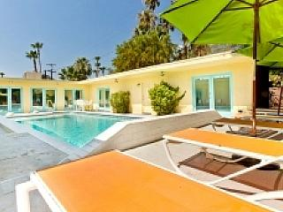 Palm Springs Pool Home - Image 1 - Palm Springs - rentals