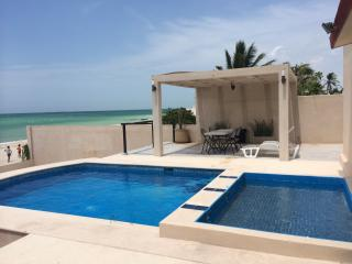 Wonderful Beach House at Chelem, Mexico - Chicxulub vacation rentals