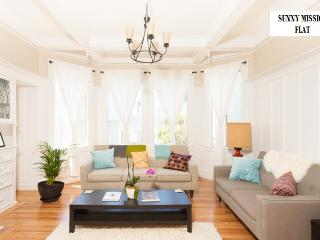 Sunny Mission Flat w/ 3 Bedrooms - San Francisco vacation rentals