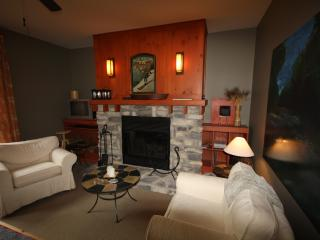 Newly Renovated 3 Bdrm, 2 Bath  Condo at Tremblant - Mont Tremblant vacation rentals