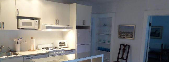 Modern kitchen - Quiet first floor apartment in Torrington - Torrington - rentals