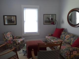 Quiet first floor apartment in Torrington - Torrington vacation rentals