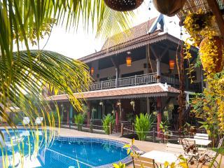 Garden Suite 3bd in Khmer Villa - Siem Reap vacation rentals