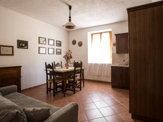 Nice Farmhouse Barn with Deck and Internet Access - Casale di Pari vacation rentals
