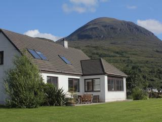 Comfortable House with Internet Access and Outdoor Dining Area - Torridon vacation rentals
