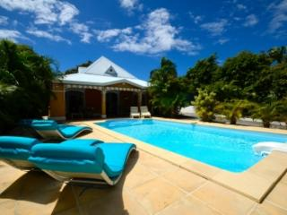Villa Aloha, Three Bedroom Rental in St. Francois - Le Moule vacation rentals