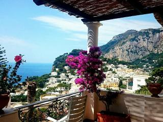 Dream Home With Stunning Sea Views In Capri - Capri vacation rentals