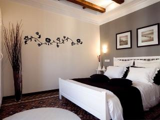 Valencia C - Art Nouveau Barcelona Apartment. - Barcelona vacation rentals
