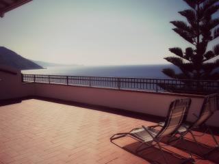 Sicily: apartment with a terrace faced the sea - Capo D'orlando vacation rentals