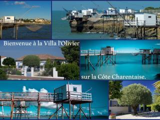 VILLA L'OLIVIER - Appartement de charme - Vaux-sur-Mer vacation rentals