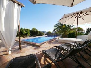 Ferienhaus mit weitem Meerblick - Ibiza vacation rentals