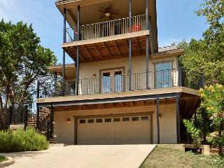 3BR/3BA Custom Lake Austin Home, Amazing Hill Country Views, Sleeps 12 - Austin vacation rentals