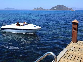 Bodrum Beach Front 3 Bedrooms Luxury Suite 1047 - Bodrum vacation rentals