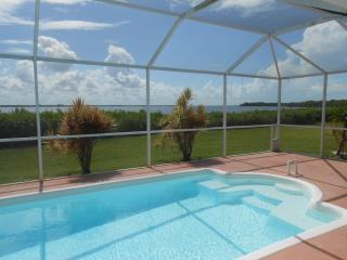 Private Waterfront Views With A pool - Saint James City vacation rentals