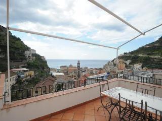 La Terrazza di Minori, Beautiful detached house. - Minori vacation rentals