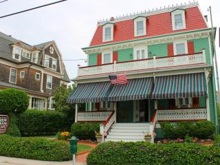 Design Show House - Beach Block in Heart of Town - Cape May vacation rentals