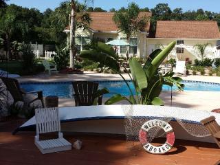Sunny Florida 2BR just North of St Augustine! - Florida North Atlantic Coast vacation rentals