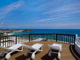 Villa Sea Star SPECIAL OFFER: St. Martin Villa 233 Take Advantage Of The Wonderful Views. - Terres Basses vacation rentals
