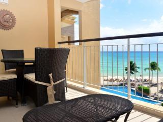 Beautiful Beachfront Condo, 1-Bdrm 2-Bath (EFS401) - Yucatan-Mayan Riviera vacation rentals