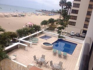 Oceanfront apartment. - Salinas vacation rentals