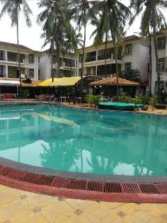 Furnished 2Bhk Apt at Candolim - Sinquerim vacation rentals