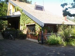 Villa singola su tre piani con pineta, piscina - Nicolosi vacation rentals
