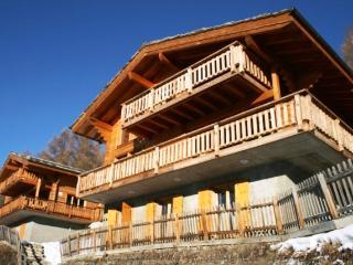 Chalet Tschoueilles 013 - Typ - Veysonnaz vacation rentals