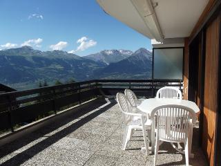 Nice Condo with Television and Fireplace - Veysonnaz vacation rentals