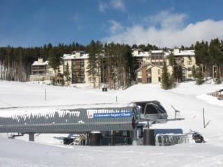 Truly Ski-in and Ski-out on Peak 8 in Breck - Summit County Colorado vacation rentals