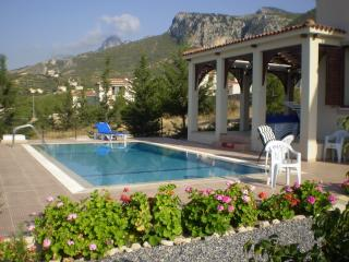 PRIVATE VILLA WITH WIFI, PRIVATE POOL & SEA VIEWS - Catalkoy vacation rentals