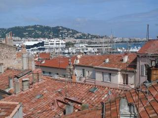 Cannes Marietta apartment with the sea view - Cannes vacation rentals
