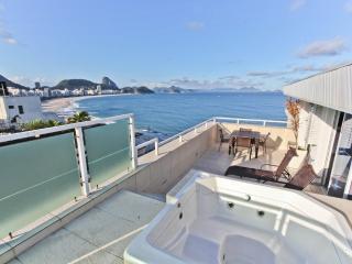 Copacabana - 4 bdr Duplex Penthouse - Rio de Janeiro vacation rentals