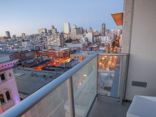 Dazzling 2bed / 2bath Penthouse with Parking - San Francisco vacation rentals