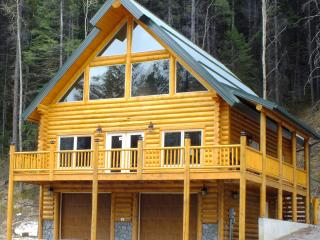 The One - Mountain View brand New log house - Crowsnest Pass vacation rentals
