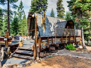 Home among the pines - close to skiing and the beach on a quiet cul-de-sac! - Kings Beach vacation rentals