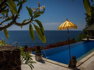 Villa Sarchi, Stunning Ocean Front Private Villa. - Amed vacation rentals