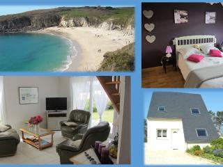 Maison de vacances en mer d'Iroise - Landunvez vacation rentals