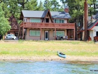 NEW!! Modern Lakefront Combo: Updated Lakefront Dual-Cabin. Sleeps 7. - Big Bear City vacation rentals