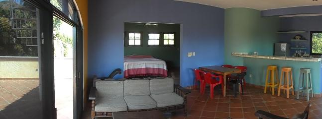 1 minute from ocean, paradise apartment. - Aguascalientes vacation rentals